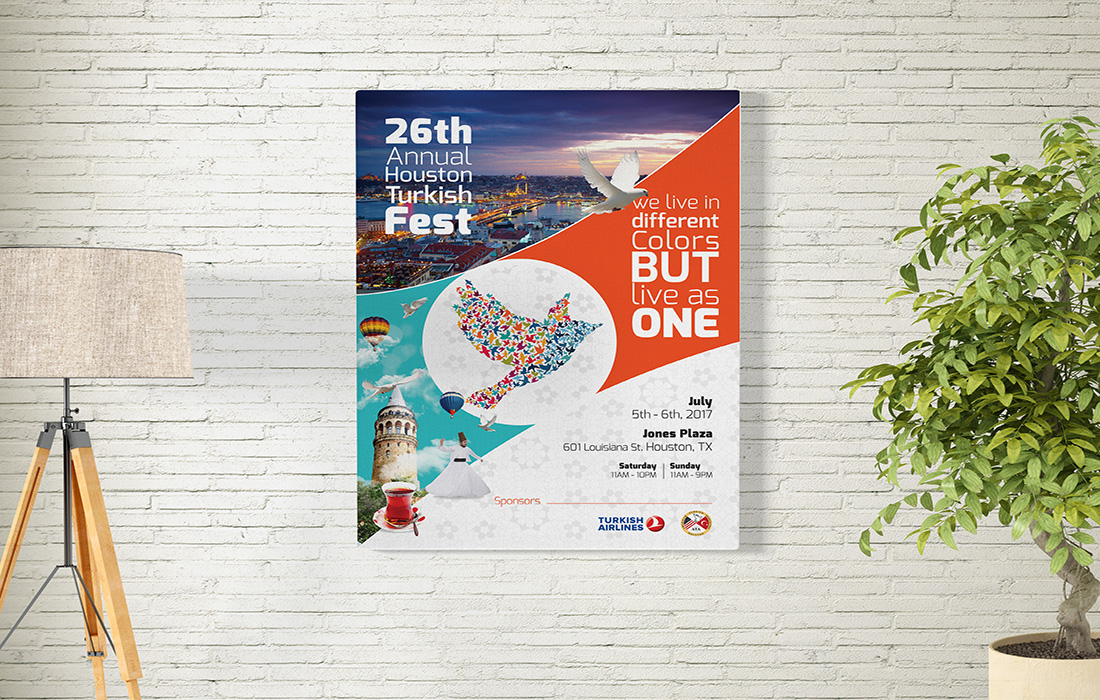 Annual poster Houston -9 HATALI
